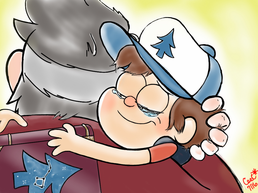Gravity Falls-Be the Author of Your Own Story by GodzNinja
