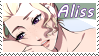 Attack on Titan OC~ Aliss Support Stamp uwu by KendySketch