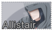 Fairy Tail OC~ Allistair Support Stamp by KendySketch