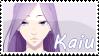 Deadman Wonderland OC~ Kaiu Support Stamp by KendySketch