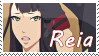 Kuroko No Basket OC~ Sugahara Reia Support Stamp by KendySketch