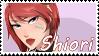 K-Project OC~ Kurosawa Shiori Support Stamp by KendySketch