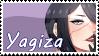Tokyo Ghoul OC~ Yagiza Aoki Support Stamp by KendySketch