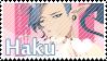 Ao No Exorcist OC~ Haku Pheles Stamp by KendySketch