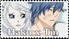 Ao No Exorcist OC~ Haku x Tin Stamp by KendySketch