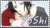 K-Project OC~ Yoshi x Shiori Stamp by KendySketch