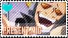 Boku No Hero Academia - Present Mic Stamp by KendySketch