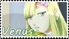 Boku No Hero Academia OC~ Venus Byblis Stamp by KendySketch