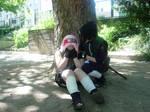 Naruto Cosplay: Me as Sakura 1
