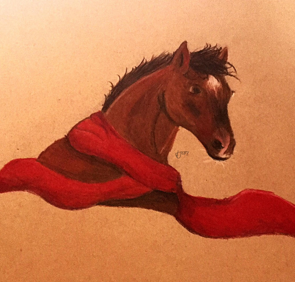 Red by IronFilly