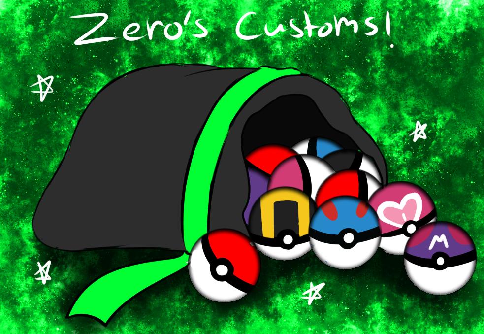Zero's Customs! .:Gacha:. -Open- by Zero-Trace