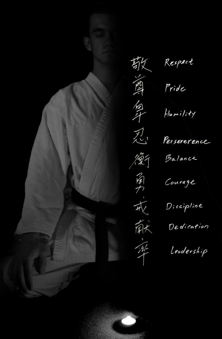 Bushido Code Wallpaper