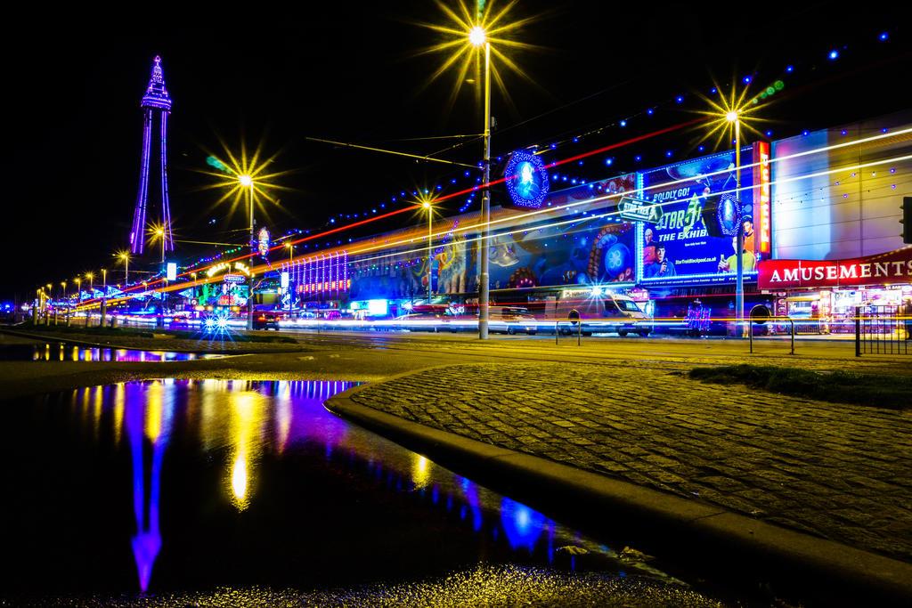 Blackpool Illuminated III By Josh-Media On DeviantArt