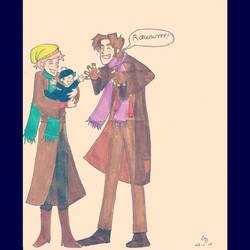 The Lupins by nowherelittlegirl