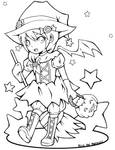 Color me Halloween by Sennel