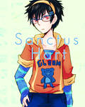 Sanctus Hart . again by Sennel