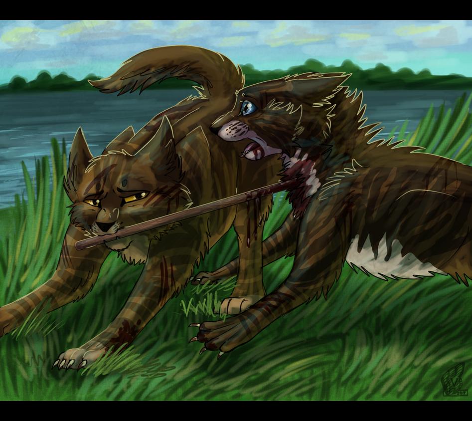 Warrior Cats Dead