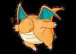 What A Happy Dragonite