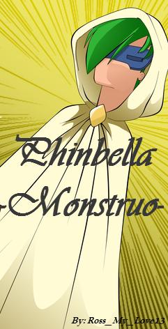 Phinbella -Mounstro- (Portada) by jessiemmpnfmnt