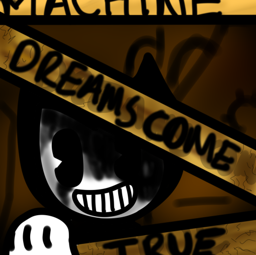 bendy and the ink machine fan