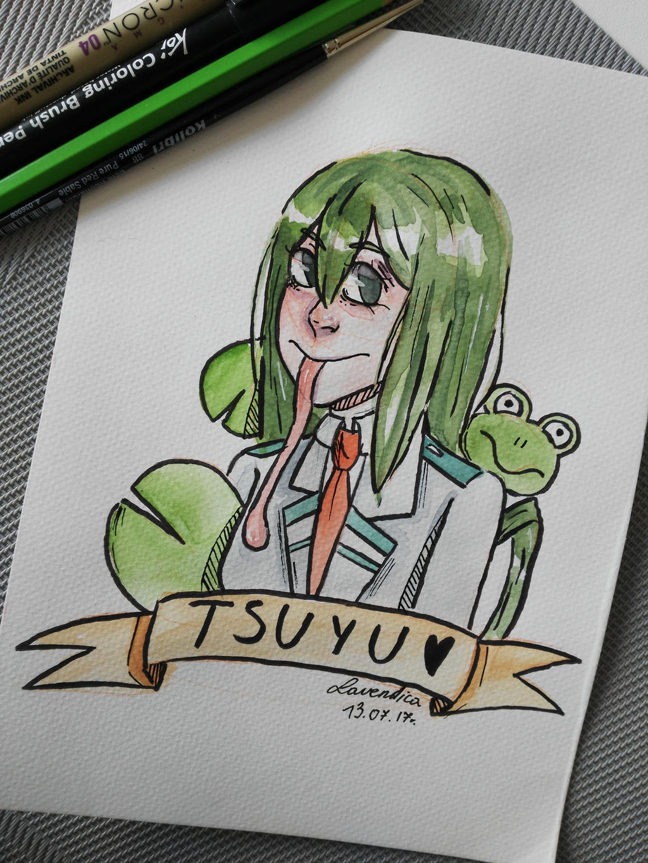 Tsuyu Asui by Lavendica