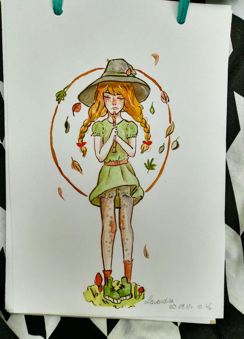 witch by Lavendica