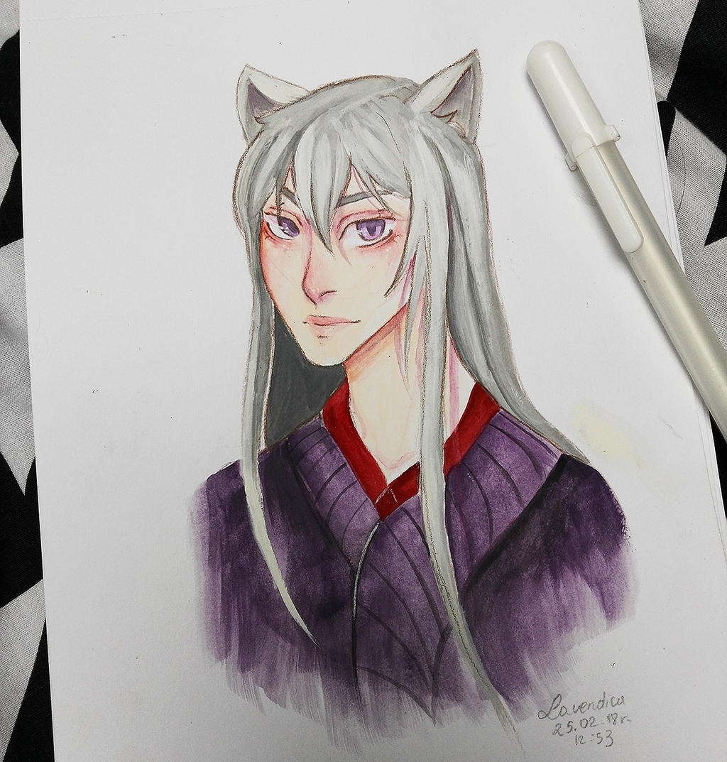 Tomoe by Lavendica