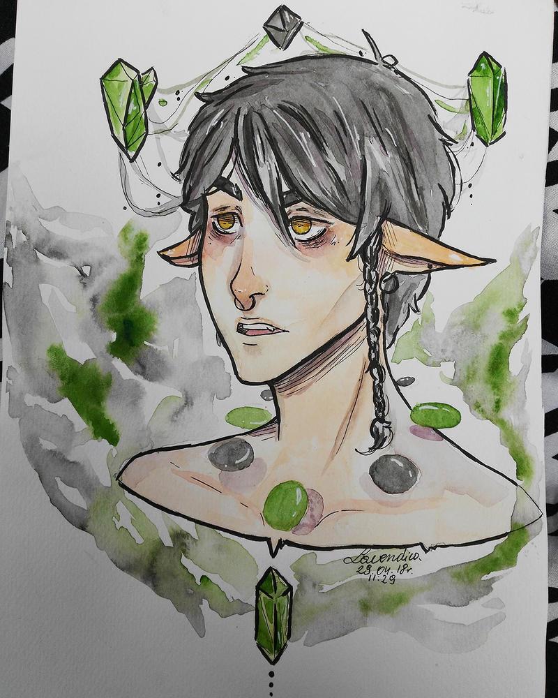 poison by Lavendica