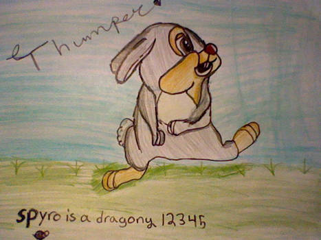 Thump Thump Thumper