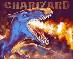 Charizard by Kezrek