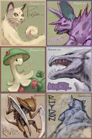 Pokemon Challenge (Fail) by Kezrek