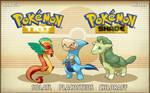 Pokemon Sanki Starters - REVEAL