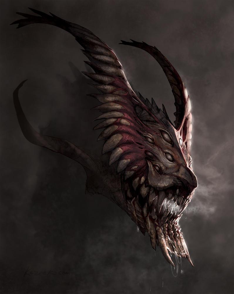 Hyperdontius by Kezrek