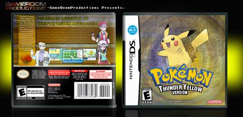 Pokemon ThunderYellow Version by AcePokemonTrainer