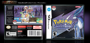 Pokemon PureCrystal Version by AcePokemonTrainer
