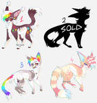 kitty adopts - OPEN 1\4 - SB 15$ by Dysik0