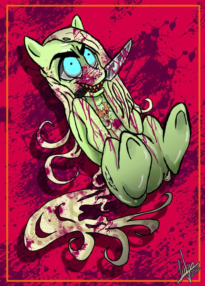 PONY IRK OTIS by Candys-Killer