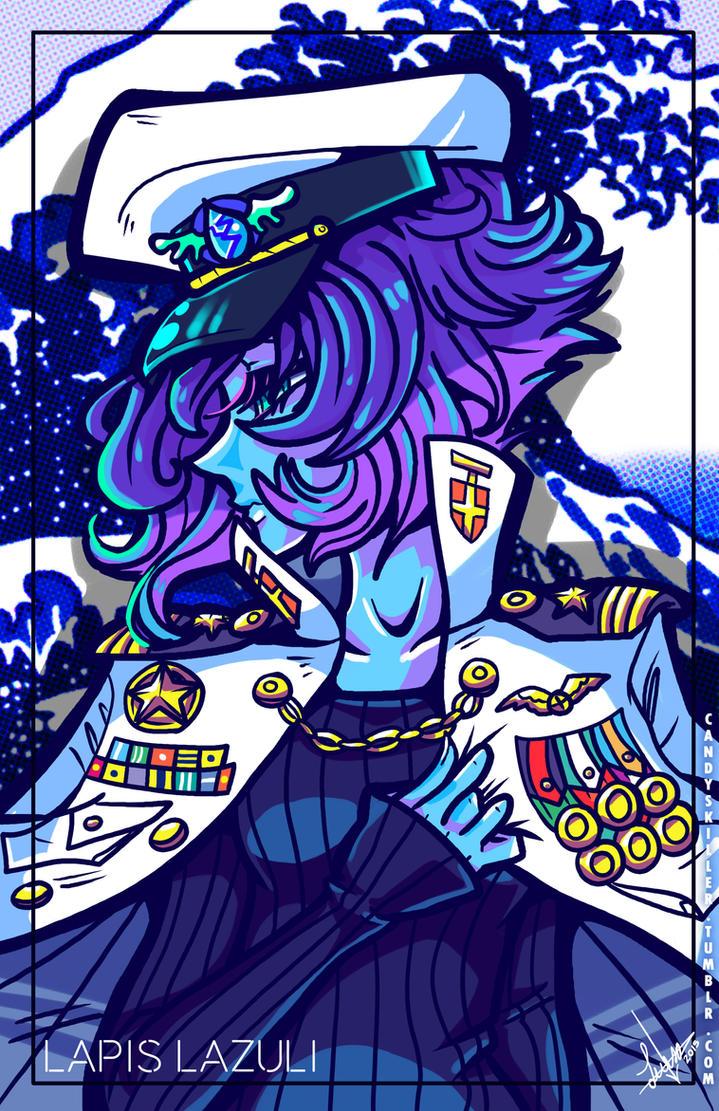 LAPIS LAZULI by Candys-Killer