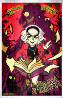 THE CHILLING ADVENTURES OF SABRINA by Candys-Killer