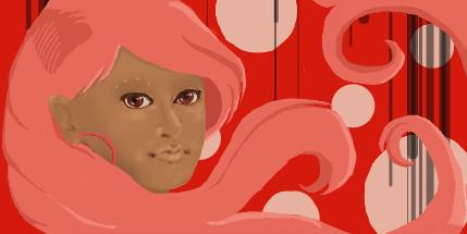 Pink - DA MURO by Eirene86