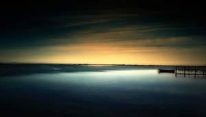 silence..