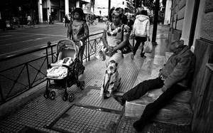 In street... by GDALLIS