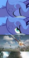 Luna Blow Up