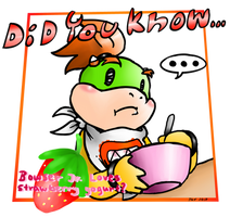 Did you know... (Bowser Jr.) by ScreeKeeDee