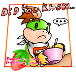 Did you know... (Bowser Jr.)