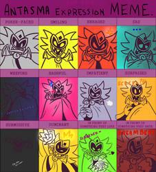 Antasma expression meme by ScreeKeeDee