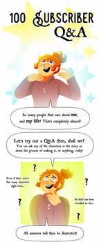 Comic Q and A