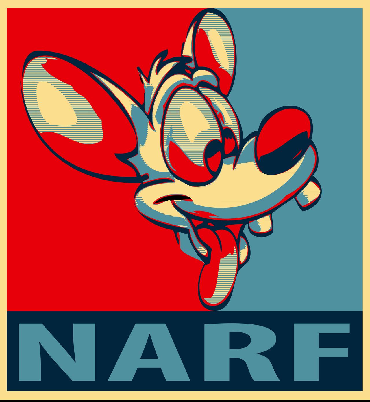 Narf by the-j4k on DeviantArt