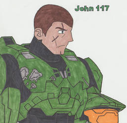 John 117 (old) by Fantasy34