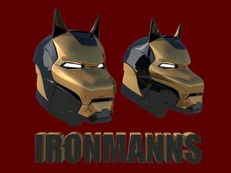 IronManns - 3D by ShapeDestro